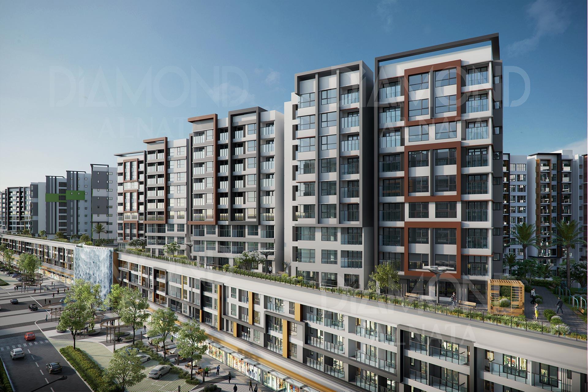 Khu đô thị Celadon City Tân Phú – Thành phố xanh và hiện đại bậc nhất Sài Gòn. 5