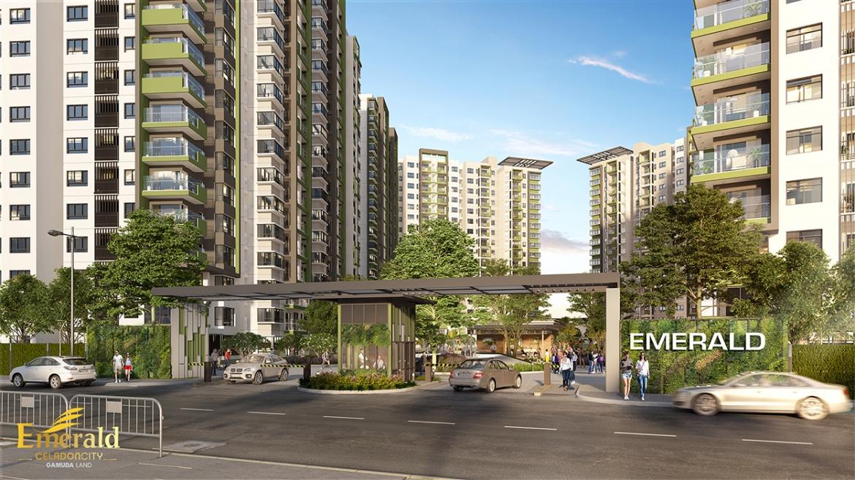Emerald Precinct: Khu dân cư hiện đại chuẩn resort tại gia