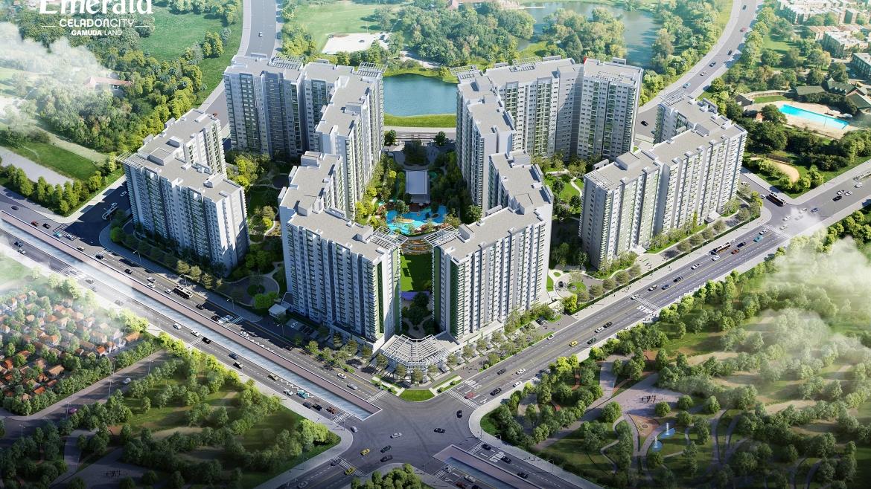 Gamuda Land công bố chính thức dự án Emerald Precinct