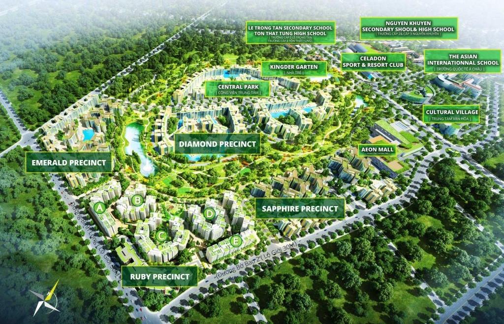 4 điều cần lưu ý trước khi quyết định mua căn hộ Celadon City Tân Phú