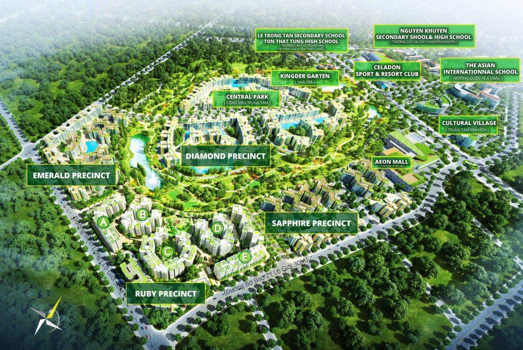 Emerald Celadon City