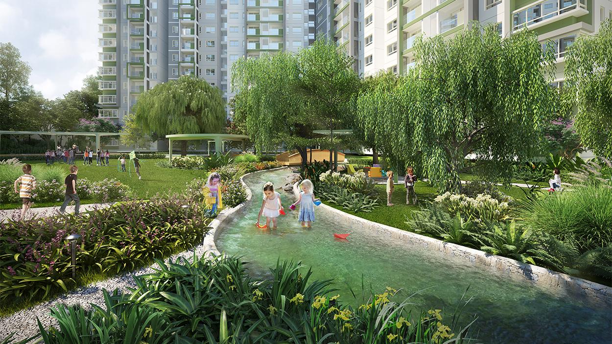 Khu đô thị Celadon City Tân Phú – Thành phố xanh và hiện đại bậc nhất Sài Gòn. 1