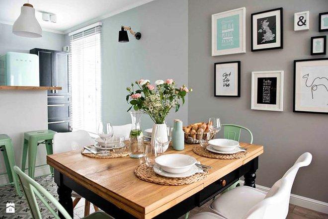 Xu hướng trang trí nội thất hiện đại với tranh chữ slogan