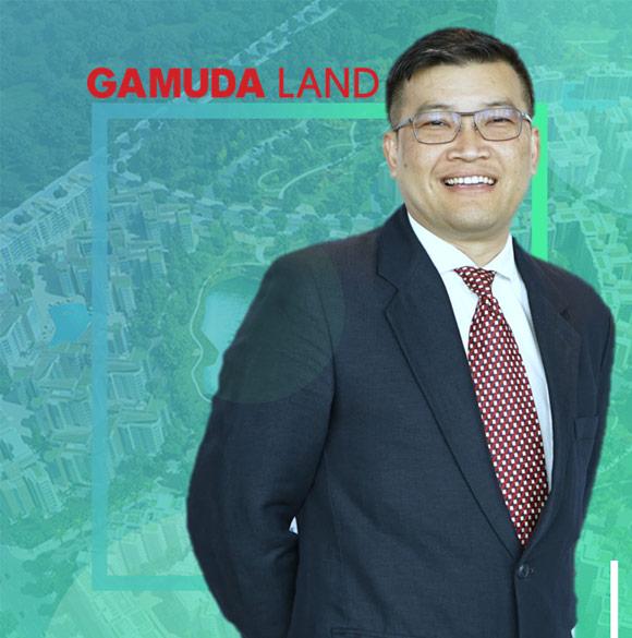 """TỔNG GIÁM ĐỐC CÔNG TY CỔ PHẦN GAMUDA LAND (HCMC) VÀ CÂU CHUYỆN XÂY DỰNG THƯƠNG HIỆU CÙNG """"ĐÔ THỊ XANH BỀN VỮNG"""""""