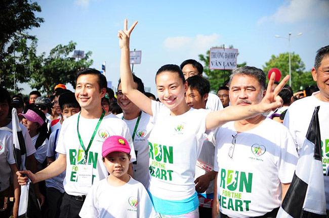 chạy vì trái tim 2017