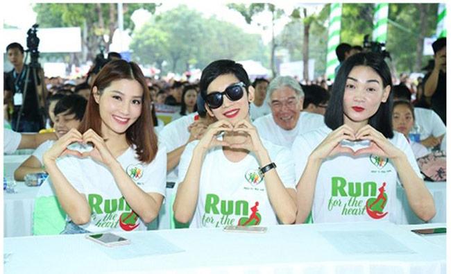 """Gamuda Land tổ chức chương trình """"Chạy vì trái tim"""""""