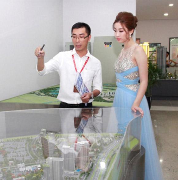 """""""Tropical Music Night"""" cùng Hoa hậu Đỗ Mỹ Linh tại Gamuda Gardens"""