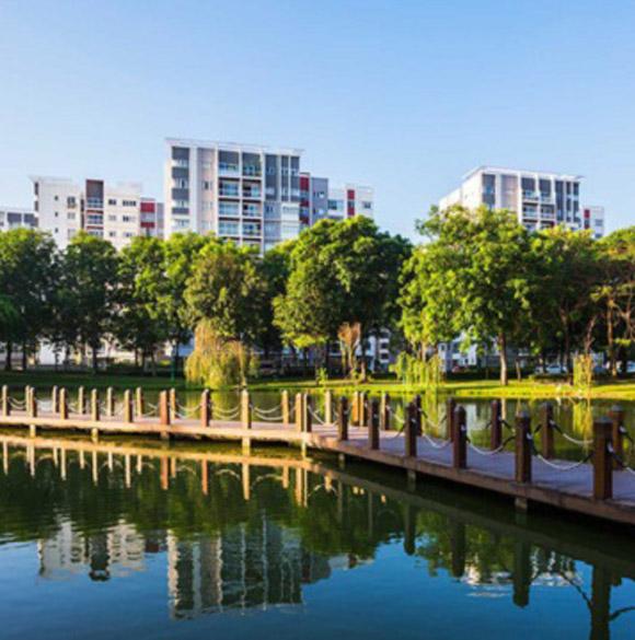 Nước – yếu tố phong thủy được người Việt chú trọng
