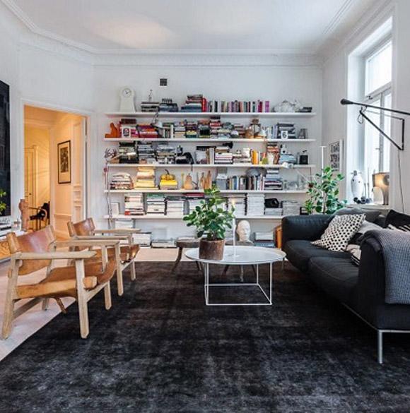 Những phong cách nội thất cuốn hút mãi cùng thời gian cho biệt thự thành phố
