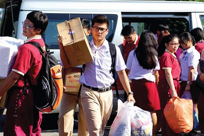 """Trường Quốc tế Á Châu đồng hành cùng """"Chạy vì trái tim 2017"""""""