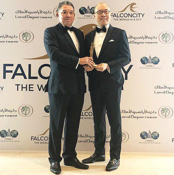 Dự án Gamuda City vinh dự nhận giải thưởng danh giá FIABCI World Prix d'Excellence